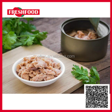 Fresh Food canned tuna fillet in soya oil