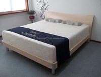 Mattress 001 100% Polyurethane Visco Elastic Memory Foam Mattress