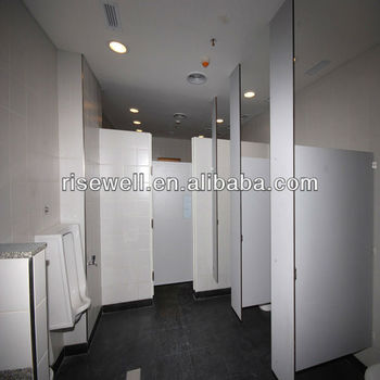 phenolic boards public toilet cubicles