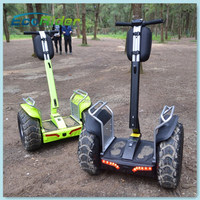 EcoRider High Quality New Offroad Self Balance Electric Personal Transporter Scooter