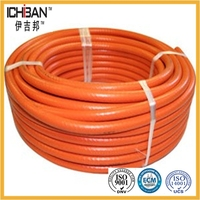 Hot sale new best gas and natural bracelets silicon tube rubber LPG hoses braided hoses