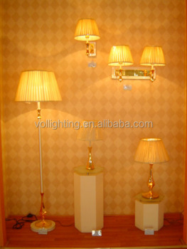 Hotsale floor lamp hotel room lights VOL