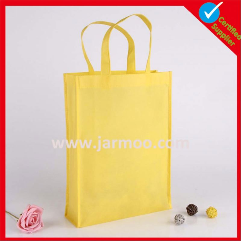 New Design AZO free cheap PP Non woven bag foldable for shopping