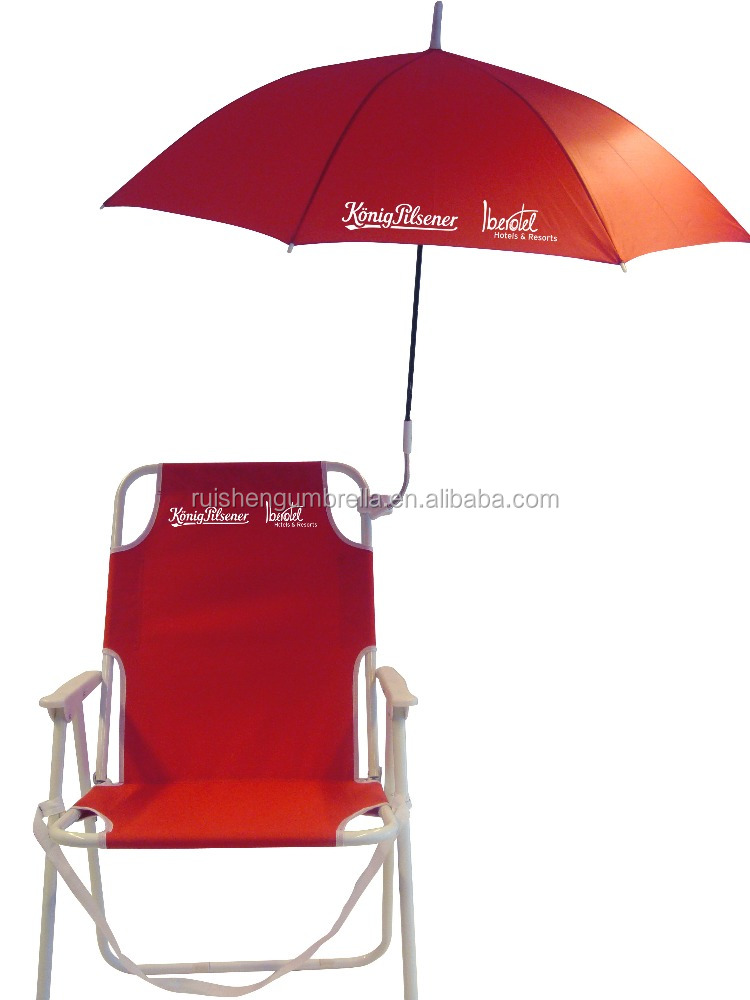 19Inches straight chair umbrella