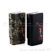 Kamry supply smoke electronic RBA zealots 1.0tank camouflage cool 200w TC AK-47