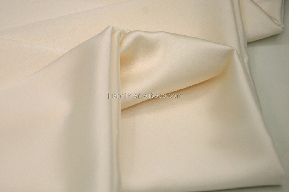 HANGZHOU SILK 19MM Stretch Satin Fabric for clothing