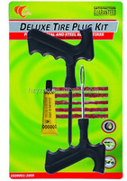 8pcs tire repair kit with big handle