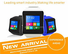 anti-lost smart watch wifi function/surf the internet/android system