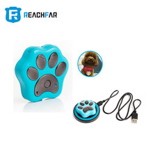 Reachfar v32 worlds smallest gps tracker for pet cat wireless charging/wifi safety zone