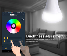 Intelligent and colorful life Smart LED Light Bulb wifi lamp IOT smart solution
