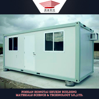 20ft Container Clinic Steel Cheap Prefab Houses