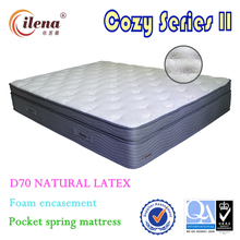 (IL5-SS2)-2015 cozy serious natural latex europa luxury mattress