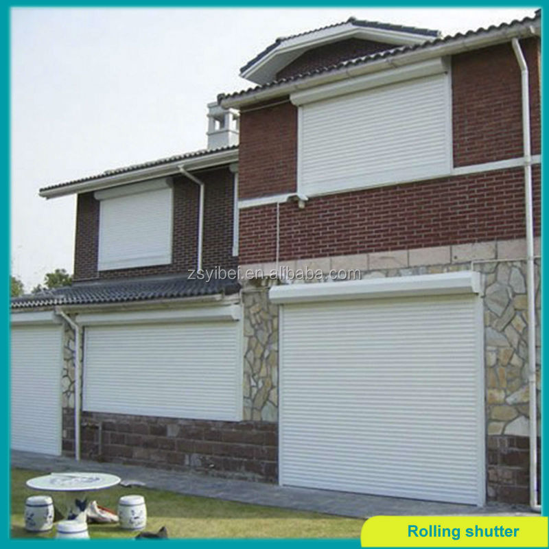 Motorized Exterior Shutters Windows And Doors Buy Aluminium Windows And Doors Aluminum