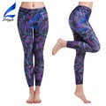 Wholesale Custom Fitness Yoga Leggings Running Tights for Woman