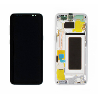 100% Original new for samsung display,for samsung galaxy s8 lcd with digitizer