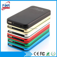 Ultra Slim Power Bank Battery 4000mAh, OEM Power Bank Battery Charger 4000mAh with USB Sticks 16gb