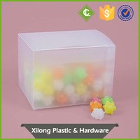 Custom Design Cheaper Price Transparent Packaging Cupcake Clear Plastic Boxes For Souvenirs Box Sleeve