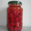 canned pitted cherry fruit natural good price in light syrup 820ml in China jars