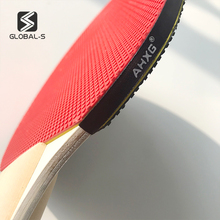 customized logo long handle table tennis racket 1 star