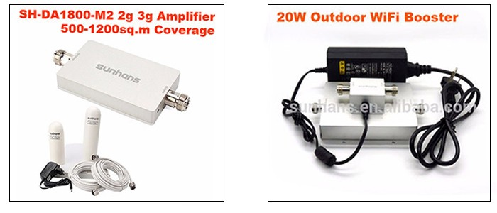 4g Amplifier SH-C800-M2 4G Repeater 800/850MHz Mobile Phone Signal Booster