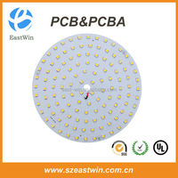 SMD LED Pcb Design With LED Driver Adapter Pcb Assembly