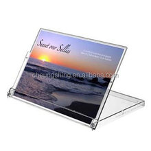Wholesale for calendar book brochure flyers customize plastic calendar case