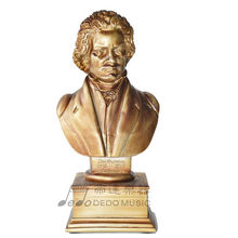 Resin Music Statues Of Beethoven