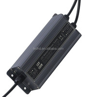 short circuit high power uninterruptible 120W DC12V/24V led strip light driver