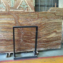 Hot Sale French Golden Travertine big slabs
