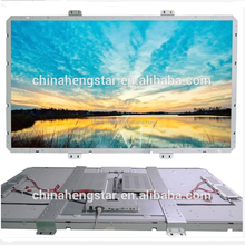 65 Inch TFT LCD High Brightness HDMI Open Frame Monitor