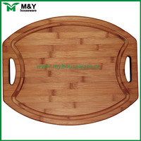 MY Totally Bamboo 16-Inch Carving Board chopping board tray