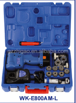 Refrigeration Cordless Flaring Tool WK-E800AM-L