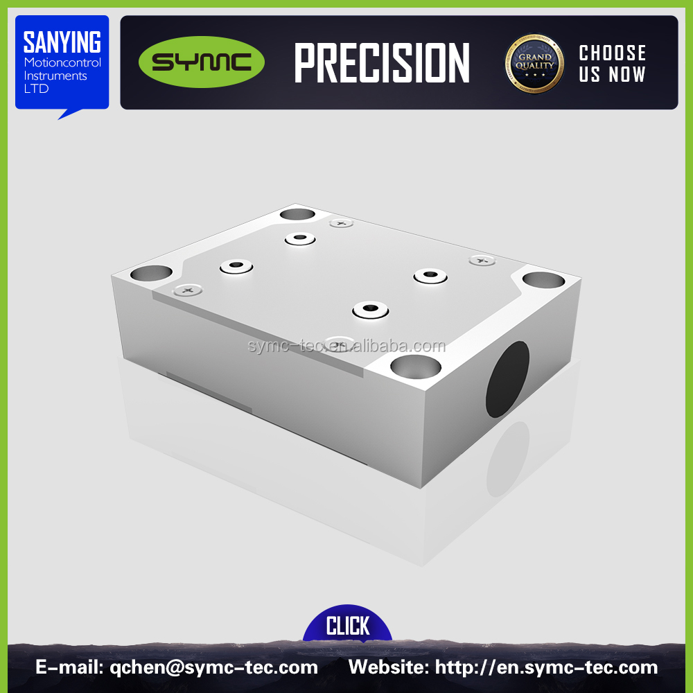 NS-X20-01Multi-Axis Translation Stage /Nano-positioning Stage/Stainless steel V-grooved crossed roller bearing positioning stage