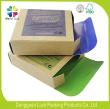 eco friendly hard cardboard soap paper box packaging kraft soap boxes packaging for handmade soaps