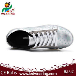 FASHION adult shoes with led lights adult