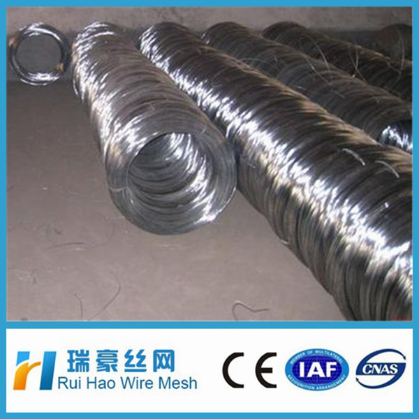 BWG16&18 hot dipped / electric galvanized wire for hanger
