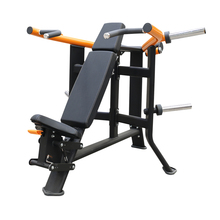 China Plate Loaded Chest Press Integrated Gym Trainer Body Building <strong>Equipment</strong> BO-604