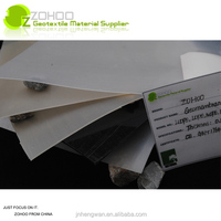 ZOHOO High Friction Coefficient HDPE Geomembrane Liner
