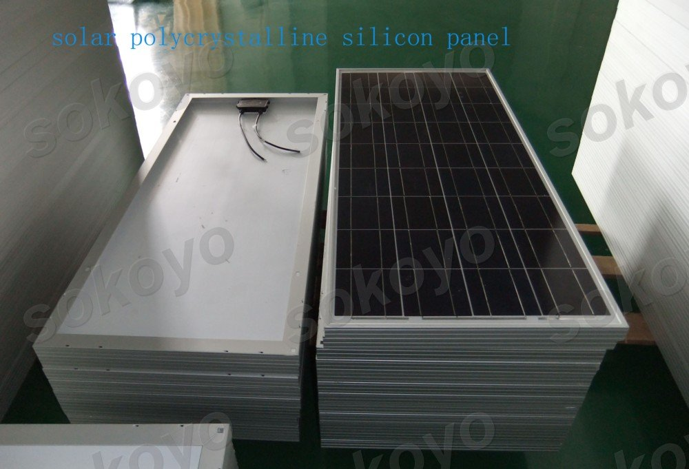 high efficiency poly-crystalline 12V 80w solar panel price india