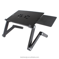 Movable Computer Table With Small Size