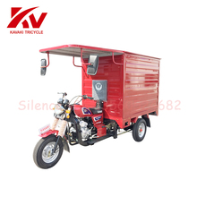 Guangzhou KAVAKI MOTOR Engine Trike 150CC 3 Wheel Cargo Trikes/150cc air-cooled engine 3 wheel closed cabin cargo tricycle