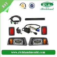 Cheap and High Quality LED Deluxe light kit for YAMAHA DRIVE Electric Used Golf Cart