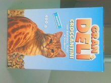 Dry Cat Food Mix With Fish