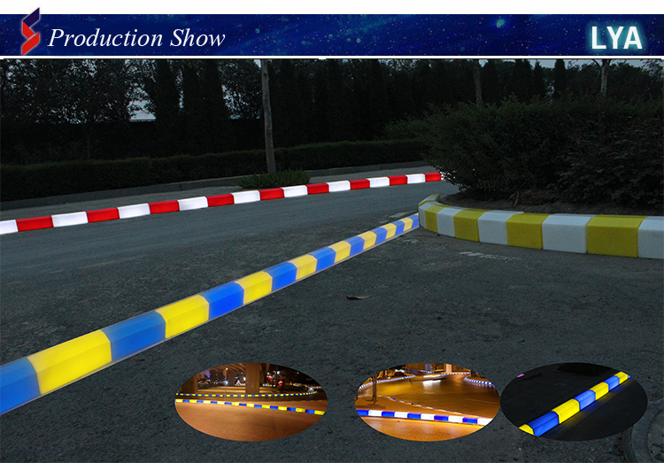 Solar Energy Systems Paving Led Granite Kerbs For Street Pavement Light Blocks