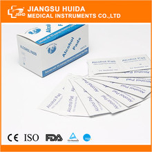 Hot sale HDA Disposable medical Alcohol Wipes