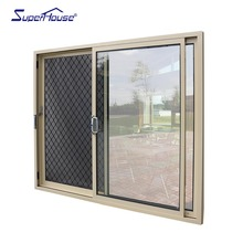 AS2047 standard heat insulation sliding fancy entry doors