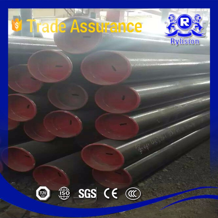 Greece 60*6000 Seamless Carbon Steel Pipe