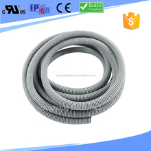 China SY PA6 polyamide bellows tubes nylon corrugated tube