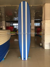 wholesale cheap long foam surfboard blank SUP boards