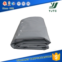 container side curtain tarpaulin PVC